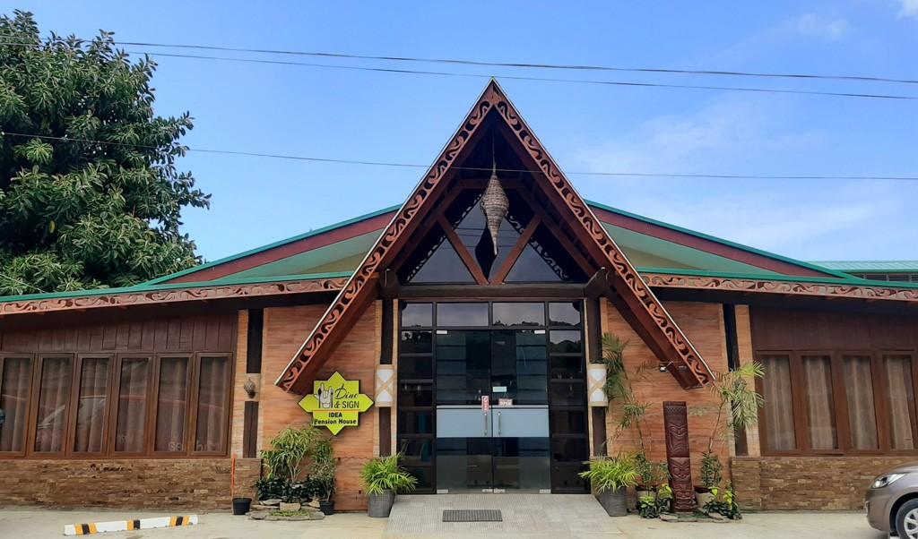 Idea Pension House Jagna, Bohol, Philippines